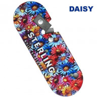 Sterling Sharpener- Daisy