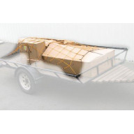 Hitchmate 5' X 8' Cargo Stretch Web And Bag With 12 Hook