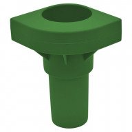 Replacement Cot Leg In Dustin Green