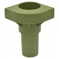 Replacement Cot Leg In Sage
