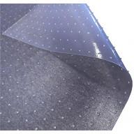 Desktex Polycarbonate Anti-Slip Desk Mat Round (8