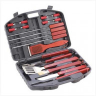 Complete Barbecue Tools Gift Set