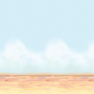 Desert Sky & Sand Backdrop (Pack Of 6)