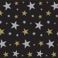 Star Backdrop (Pack Of 6)