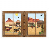 Western Insta-View (Pack Of 6)