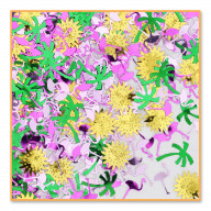 Tropical Breeze Confetti (Pack Of 6)