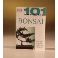 101 Essential Tips on Bonsai by Harry Tomlinson