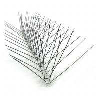 Stainless Steel Bird Spikes, Standard, 10 ft