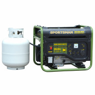 Sportsman GEN4000DFC 4000 Watt Dual Fuel Generator - CARB Approved
