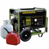 Sportsman GEN7500DF 7500 Watt Dual Fuel Generator