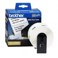 BROTHER DK1209 LABELS 800PK SMALL ADDRESS, 800 yield