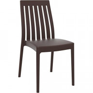 Soho Dining Chair Brown