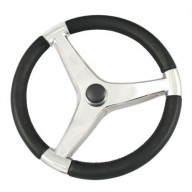 Ongaro Evo Pro 316 Cast Stainless Steel Steering Wheel - 13.5