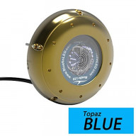 Bluefin LED Hammerhead H20 Surface Mount Underwater LED Light - 9000 Lumens - Topaz Blue
