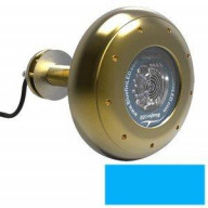 Bluefin LED Stingray S20 Thru-Hull Underwater LED Light - 9000 Lumens - Topaz Blue