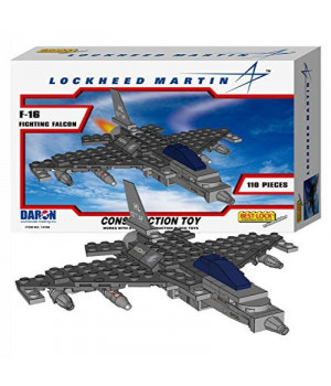 F-16 110 Piece Construction Toy