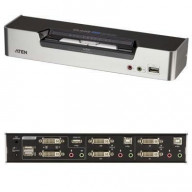 2 Port Dual Video Kvm Switch