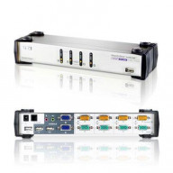 4 Prt Dual View Kvmp Switch