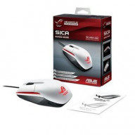 Rog Sica Gaming Mouse White