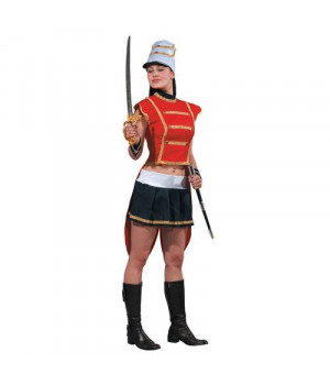 Adult Sexy Toy Soldier - Size Small