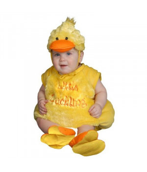 Baby Plush Duckling Costume - Size12-24 Months