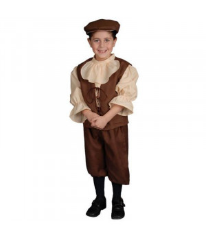 Colonial Boy - Toddler T2