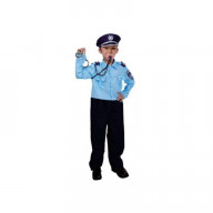 Israeli Police Officer - Size Toddler 4