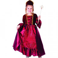 Burgundy Belle Ball Gown - Size T4