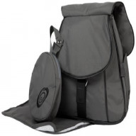 Travel diaper pouch - handle Pouch for Travelmate products