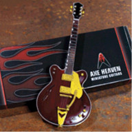 Axe Heaven George Harrison Country Gentelman Rosewood Hollow Body