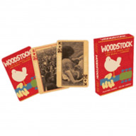 Woodstock Playing Cards Single Deck