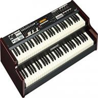 61-note/Dual Manual Professional Digital Keyboard/ Organ