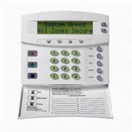 Interlogix NetWorX LCD Keypad, 192 Zones with Wireless Receiver