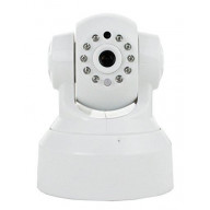 SkylinkNet Indoor Wireless Pan/Tilt Internet Security Camera (HD)