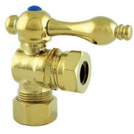 Kingston Brass Vintage Angle Stop with 1/2