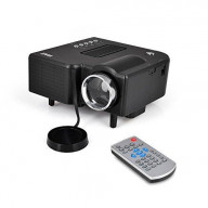 PYLE PRJG48 MINI LED PROJECTOR WITH 1080P SUPPORT USB SD CARD