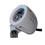 White Mini Trail Lights High Output Led Marine Lights Spot Sail Boat Jet Yacht Cruiser Rv 10W