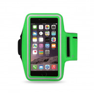 SPORT ARMBAND FOR UNIVERSAL 5.5INCH DEVICES GREEN