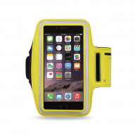 SPORT ARMBAND FOR UNIVERSAL 5.5INCH DEVICES YELLOW