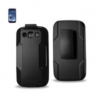 Silicone Case+ProtectorCover Samsung GALAXY S 3/ I9300/R530X