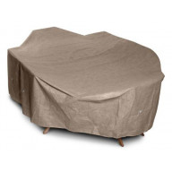 X-Large High Back Dining Set Cover , KoverRoos III , Taupe , 39484