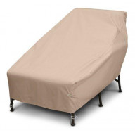 Wide Chaise Cover , Weathermax , Toast , 49628
