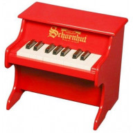 18 Key My First Piano , Red