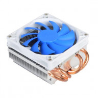 CPU cooler/down blow /104 X92 X 58 mm /Aluminum with heat-pipe6x4) /9215 PWM FAN/ Support Intel & AMD