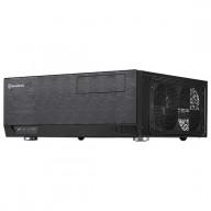Black, ABS front bezel, steel body,SSI-CEB, ATX, M-ATX M/B, 1*5.25