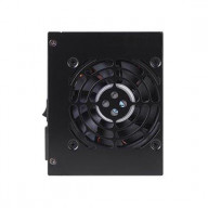 450W, SFX form factor, single +12V rails with 37.5A output, Silent 92mmFan with 18dBA, efficiency 80Plus Bronze certification, fixed cable, 1x6+2pin PCI-E, 1x6pin PCI-E, SFX to ATX bracket