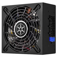 500W, SFX-L form factor, single +12V rails with 40A output, Silent 120mmFan with 0~36dBA, efficiency 80Plus Gold certification, fully modular cable, 2x 6+2pin PCI-E.