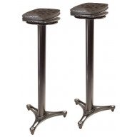 MS-100 Studio Monitor Stand, PAIR, Black (SOLD AS PAIR)