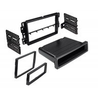 INSTALLATION KIT '06+ DOUBLE DIN; CHEVY BUIK GMC
