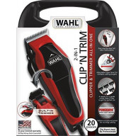 Clip 'N Trim 2-in-1 20-piece Clipper & Trimmer
